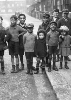 Mixed Race Children