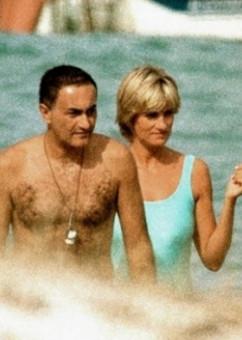 Diana and Dodi Fayed
